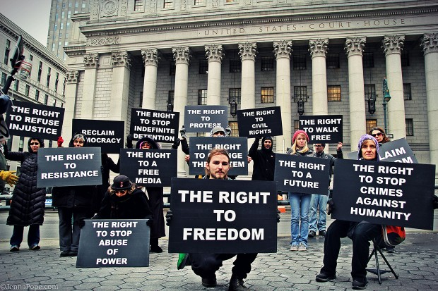 the right to freedom NDAA