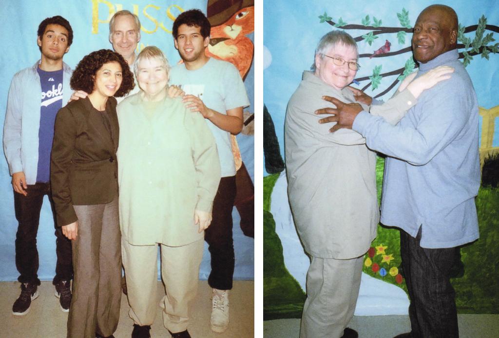 Lynn Stewart Family