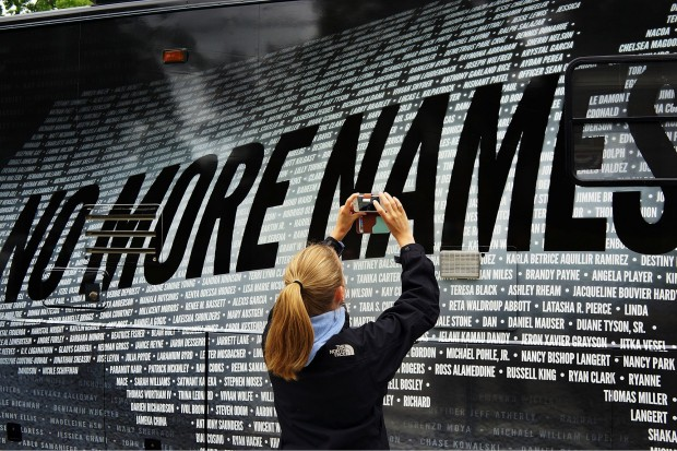 no more names