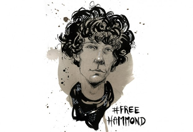 jeremy hammond by molly crabapple