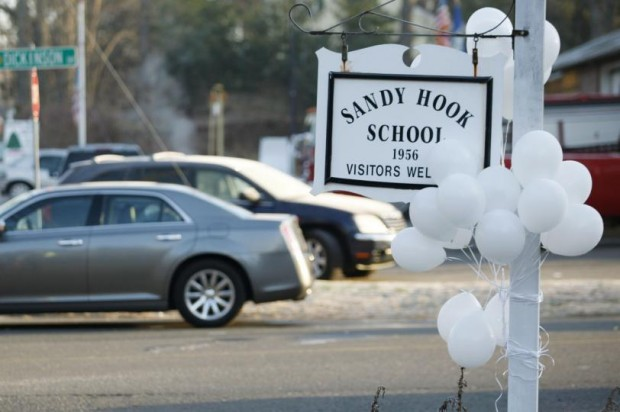 Sandy-Hook-Elementary-School-demolition-begins