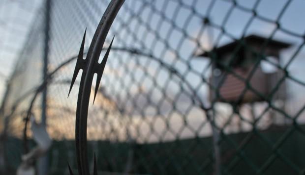 gitmo fence